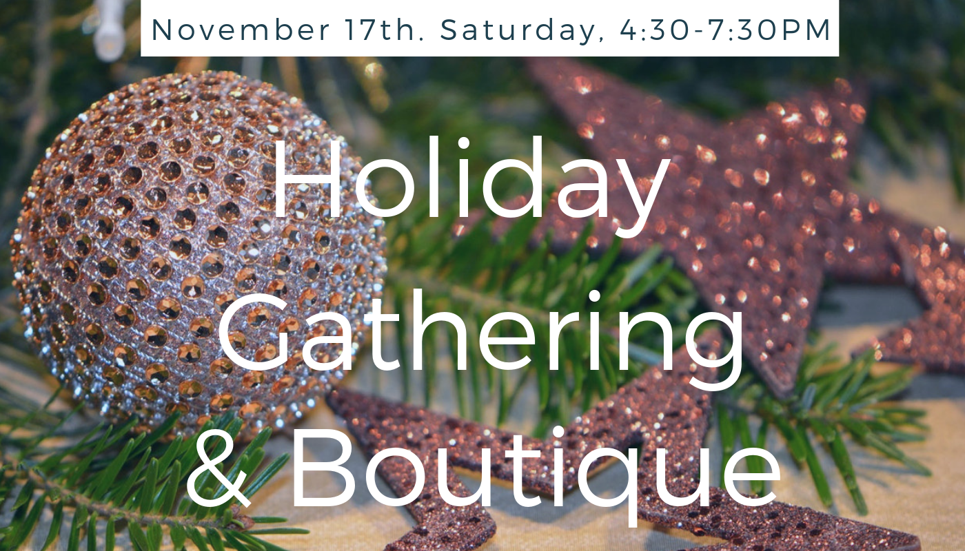 Holiday Gathering November 17, 2018
