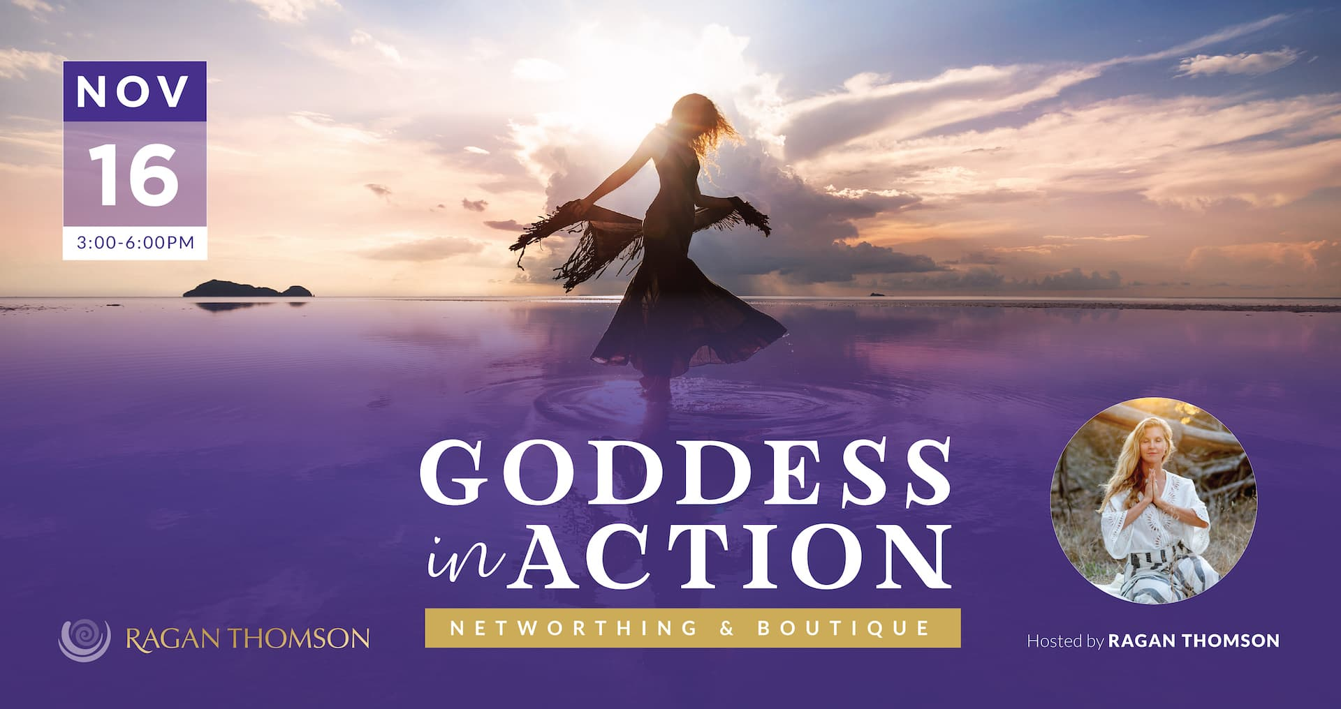 Goddess in Action: Networthing & Boutique
