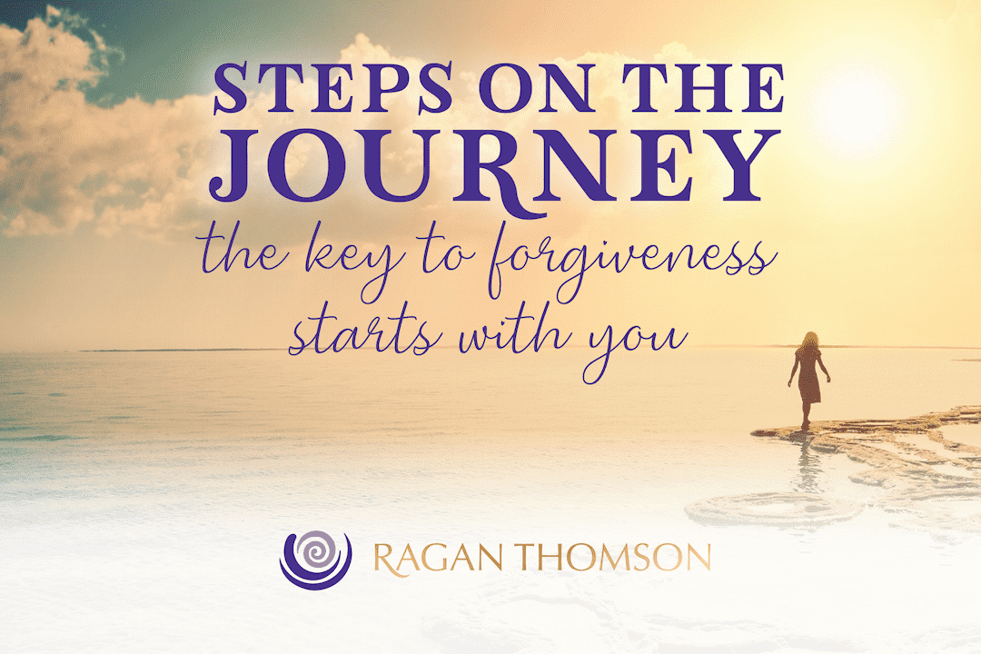 The Key to Forgiveness Starts with You