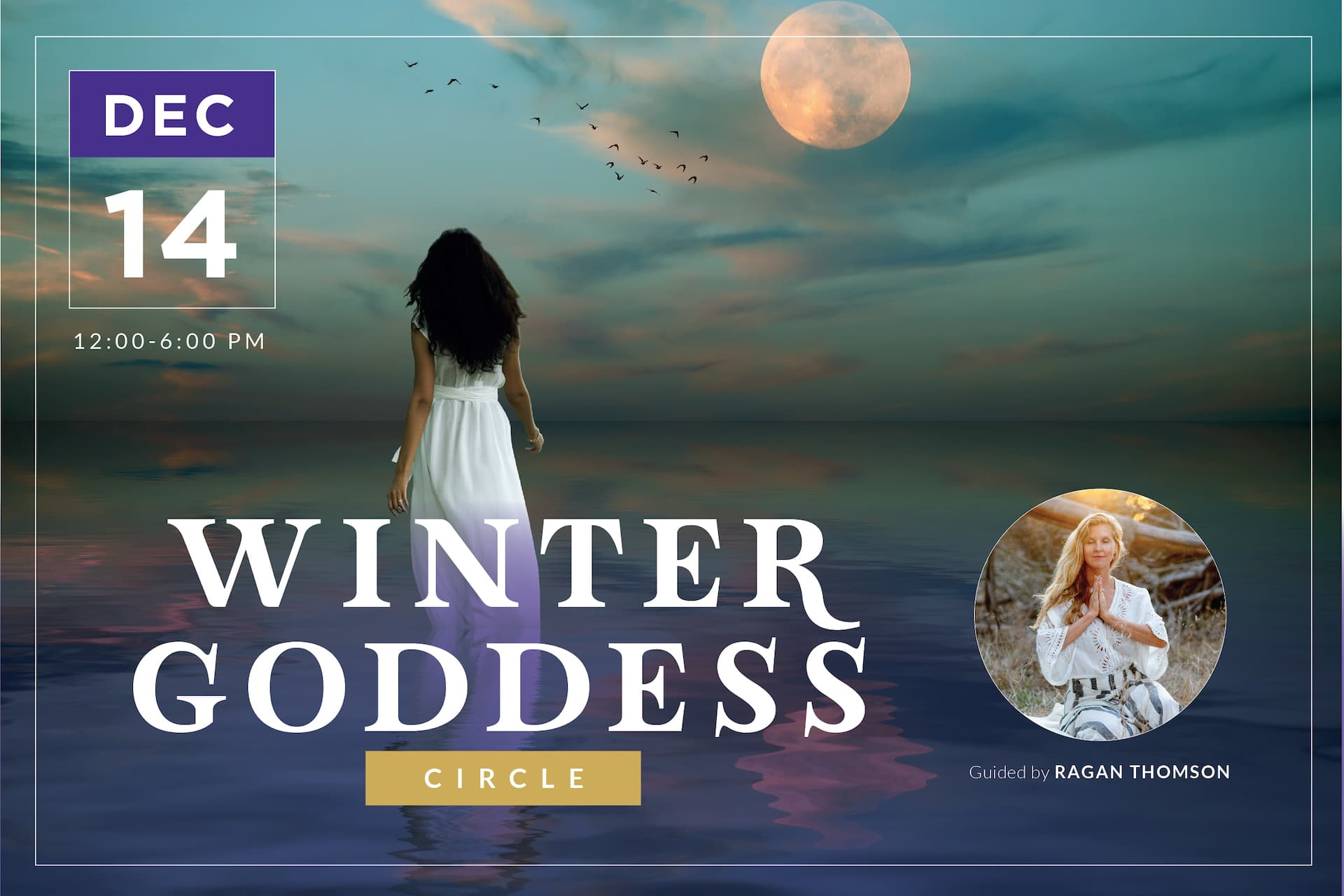 Winter Goddess Circle