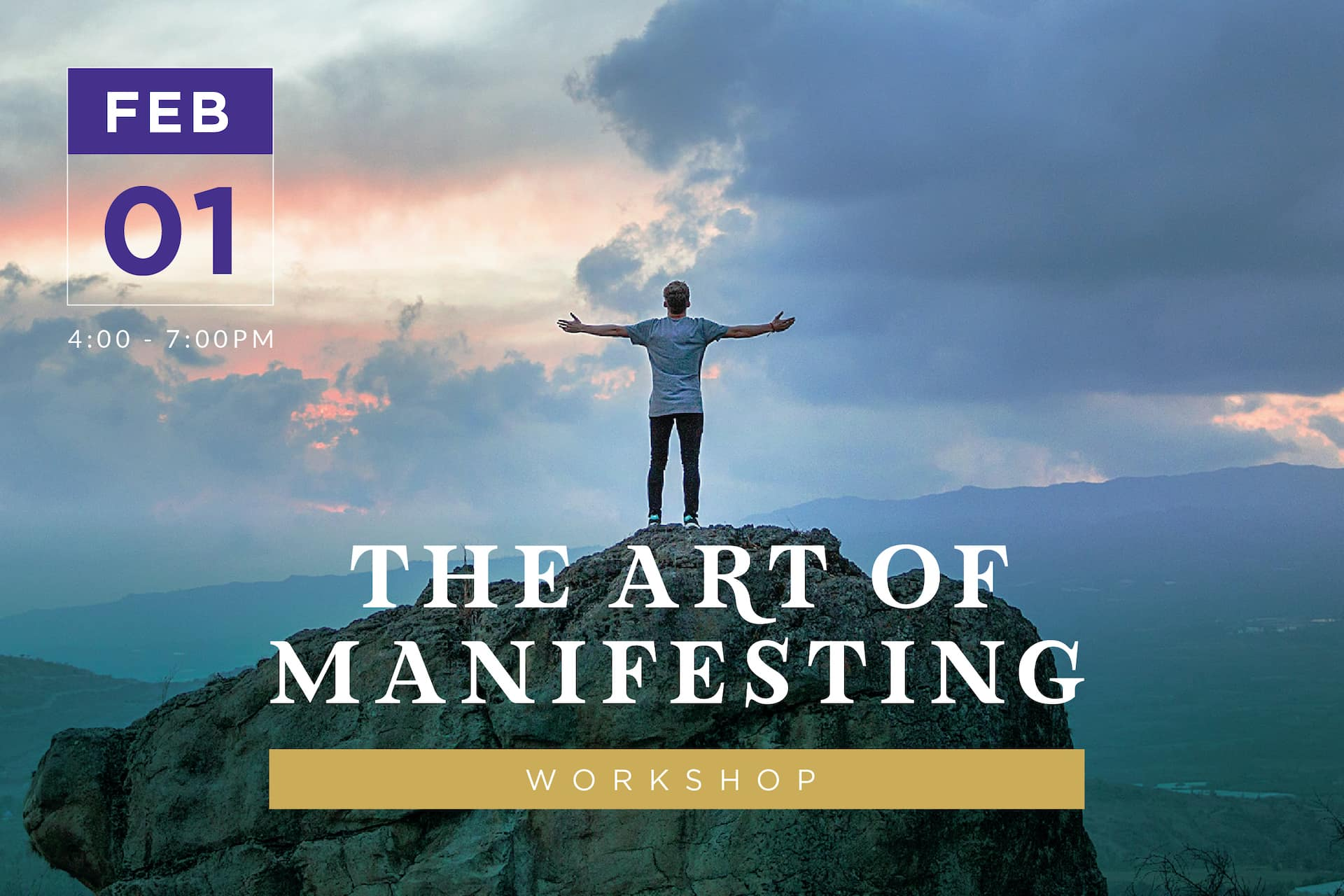 The Art of Manifesting